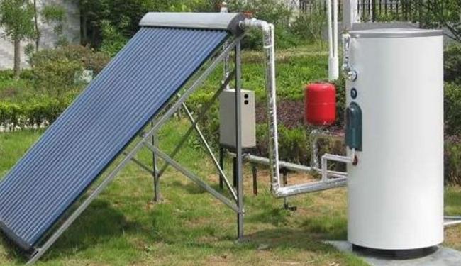 分体式太阳能热水器的安装位置、方法及注意事项