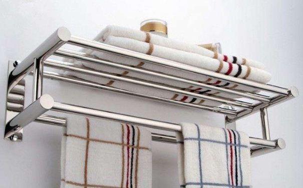 不锈钢毛巾架哪个品牌好 不锈钢毛巾架怎么安装