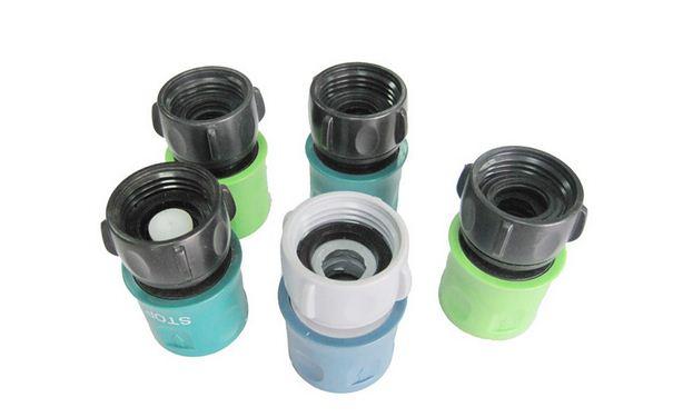 水管快速接头结构形式 水管快速接头怎么安装及使用方法