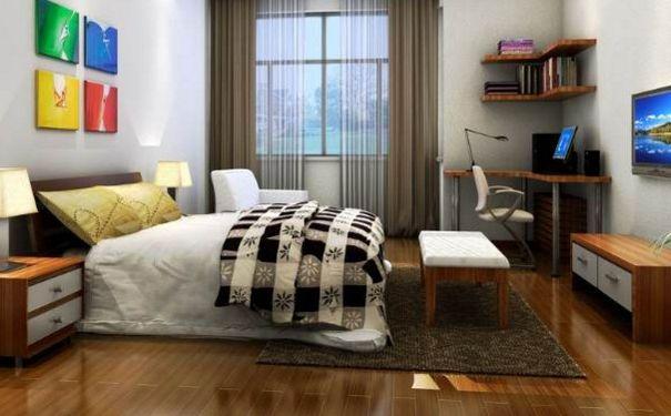 莆田装修资讯 小户型卧室应该怎么装修