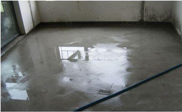 莆田家庭装修 水泥砂浆地面找平工艺
