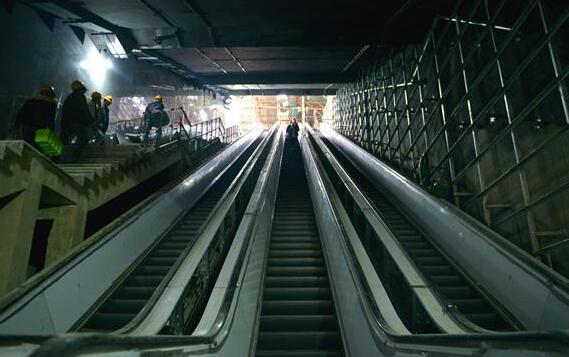 贵阳今年6月地铁1号线将试运营 地铁样貌抢先看