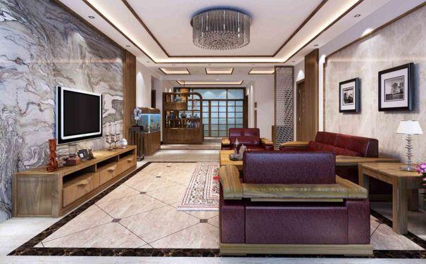 常熟装修网分享 客厅装修风格流行搭配技巧