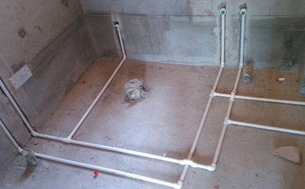 绵阳装修 水路改造安装施工要求