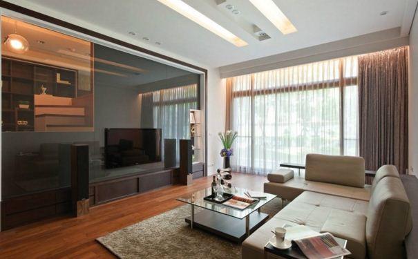 家装使用玻璃装饰要注意什么 家装玻璃装饰有哪些要点