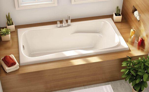 绵阳装修教你浴缸尺寸怎么选