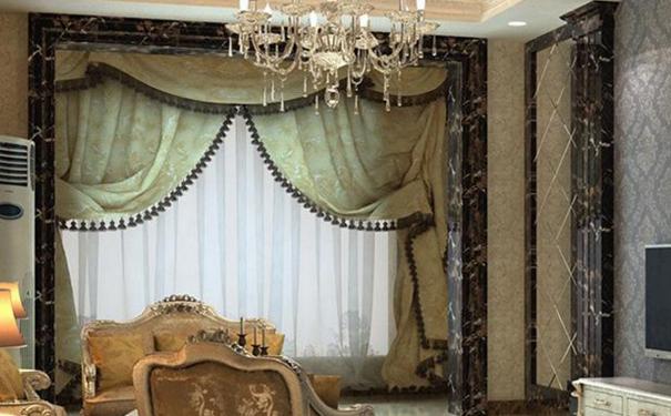 窗帘怎么搭配好看 不同风格的窗帘搭配欣赏