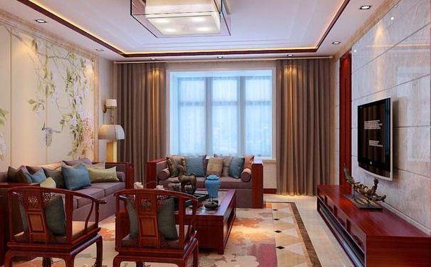 新中式风格家居怎么搭配窗帘 新中式风格窗帘搭配技巧