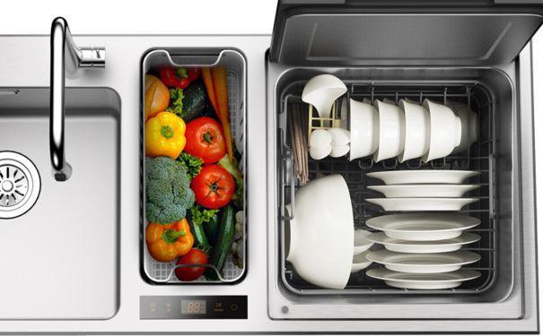 莆田装修 洗碗机使用及原理