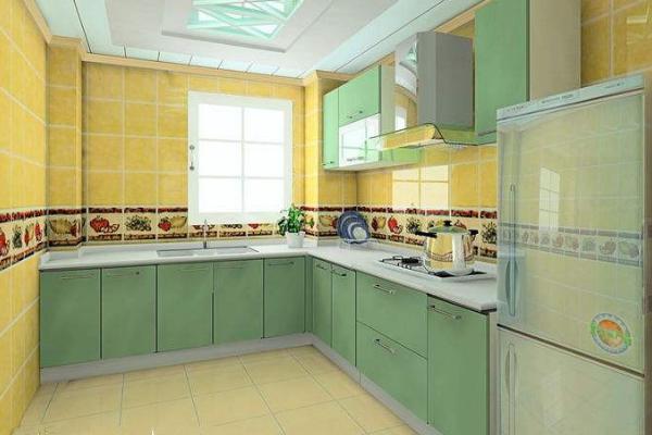 5平米小厨房装修效果图 小厨房装修技巧