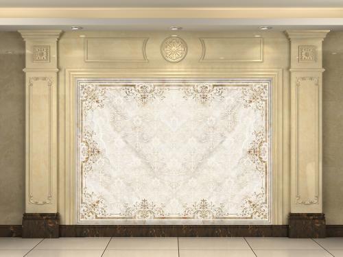 2018欧式石材客厅电视背景墙如何搭配 欧式石材背景墙效果图