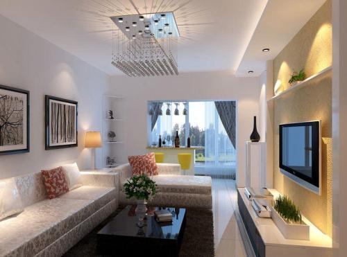 50平米小户型房子装修步骤 50平米装修效果图