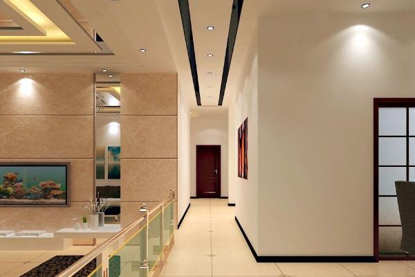 家居小走廊吊頂安裝設計 小走廊吊頂安裝步驟有哪些