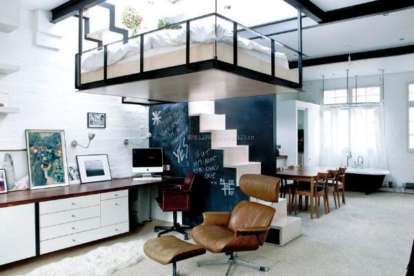 阁楼楼梯设计技巧 阁楼楼梯设计注意事项有哪些