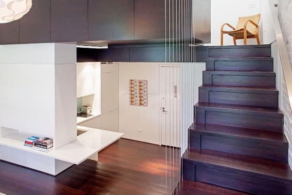 阁楼楼梯如何装修设计 阁楼楼梯设计注意事项