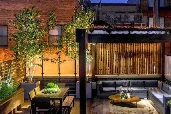 露台花园规划设计露台花园布置注意事项