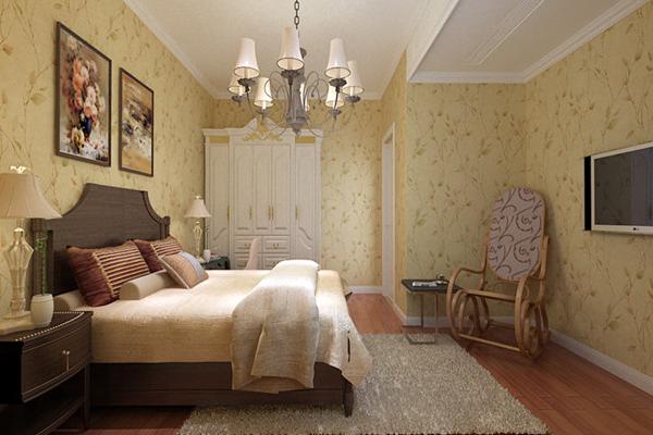 老人房装修设计 老人房家具选择