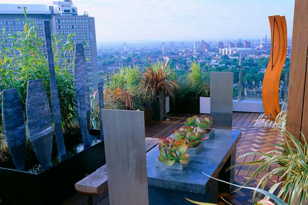 2018最新屋顶花园设计 屋顶花园设计技巧