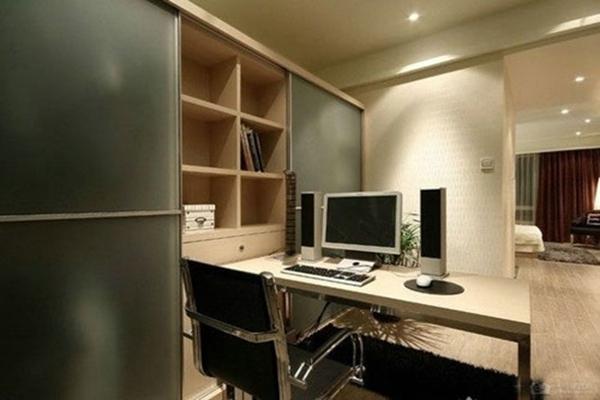 福州6平米书房怎么装修设计 福州6平米书房装修效果图
