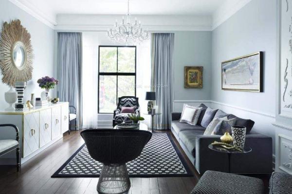 客厅窗帘怎么选购 2018家居各个房间窗帘选购技巧