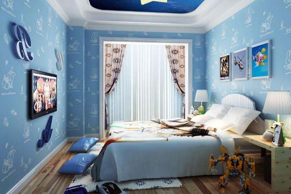 西安儿童房间怎么布置好 2018儿童房间布置风水讲究