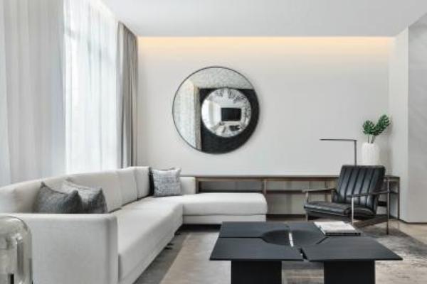 武漢客廳沙發如何正確擺放 2018客廳沙發擺放風水