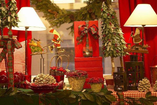2018圣诞节装饰图片大全 家里这样装饰更有气氛