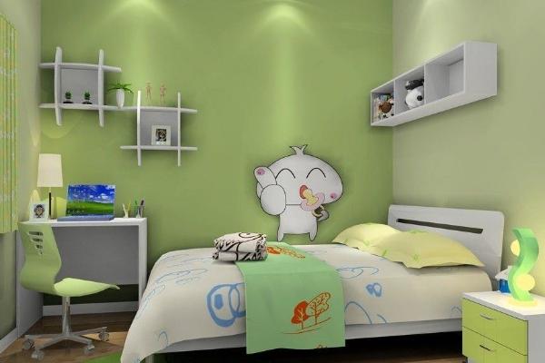 成都儿童小房间装修效果图 成都儿童小房间装修实例