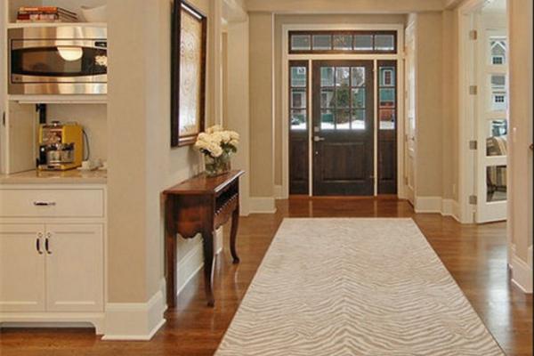 2019入户长走廊装修效果图 造型独特的入户长走廊装修