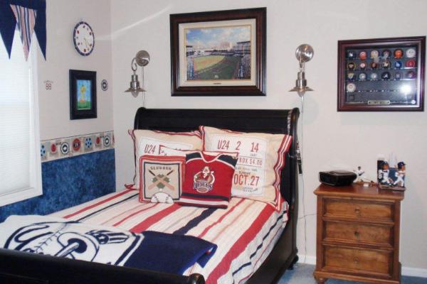 2019个性十足的男生卧室装修效果图 男生卧室装修有风格