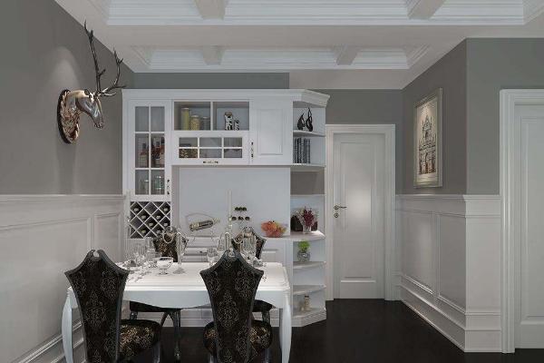现代简约客厅酒柜如何设计 2019现代简约客厅酒柜图片