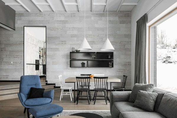 2019简约高级灰装修效果图 简约高级灰打造完美家居