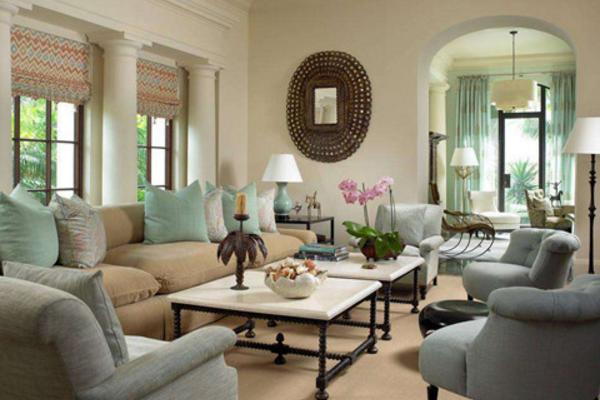 2019客厅欧式沙发图片大全 客厅欧式沙发效果图欣赏