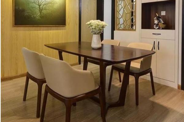 2019最新客厅饭厅隔断装修效果图 客厅饭厅隔断装修案例