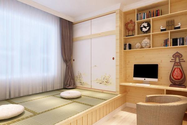 2019榻榻米床头设计效果图 4款创意榻榻米床头设计案例