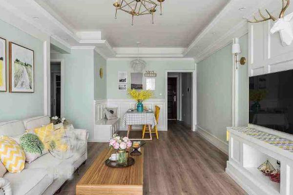 2019地板与家具颜色搭配效果图 地板与家具颜色搭配技巧