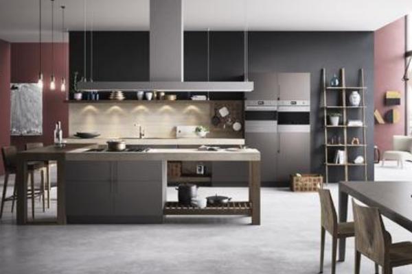 2019开放式厨房装修风格有哪些 开放式厨房装修效果图