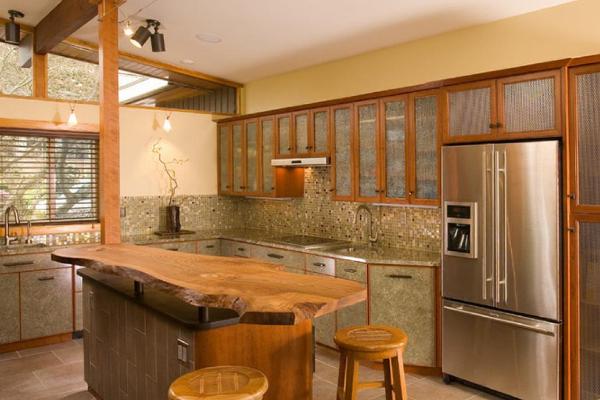 2019日式厨房装修风格图片 4款清新日式风格厨房装修案例
