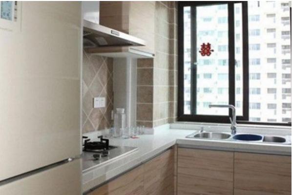 2平米超小厨房装修效果图 2平米超小厨房装修案例