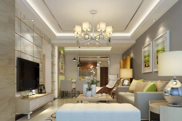 厦门小户型装修60平米效果图 60平米房屋装修案例