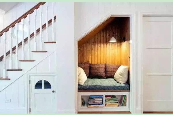 2019复式楼装修楼梯效果图 多款风格复式楼楼梯装修案例