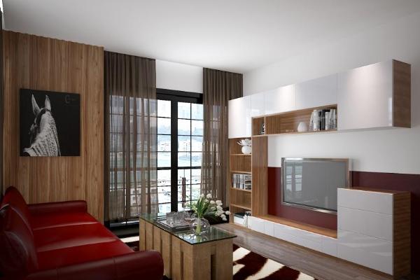 2019客厅电视柜最新款图样 4款超好看客厅电视柜效果图