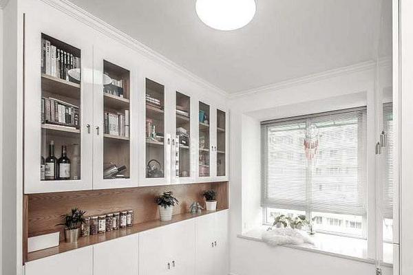 2019现代书柜设计效果图 4款时尚现代书柜设计案例