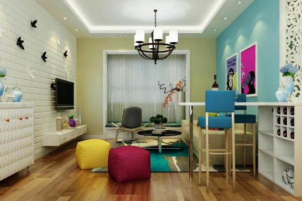 108平方米三室一厅装修效果图 108平方米三室一厅案例