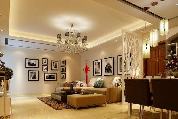 60平米两室一厅装修效果图 60平米两室一厅装修实例