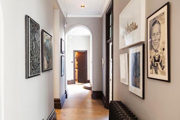 2019入户门廊装修效果图 4款个性入户门廊装修案例