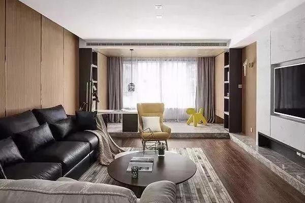 客廳裝修效果圖小戶型90平米 打造高顏值小戶型家居