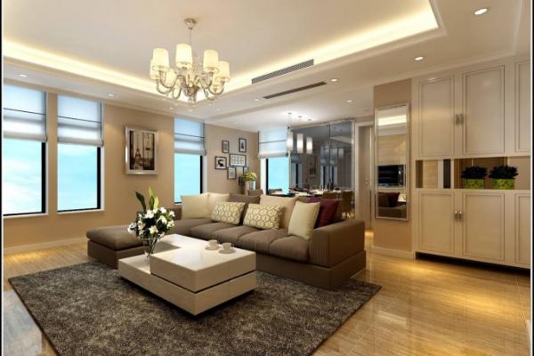 30平方米的客廳裝修效果圖 30平方米的客廳裝修案例