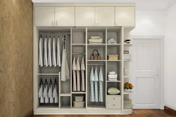 2019时尚整体衣柜装修效果图 时尚整体衣柜装修案例