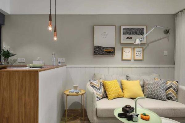 40平米单身小公寓装修图 40平米单身小公寓装修案例